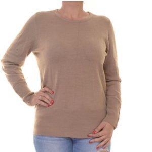 JM Collection Cozy Crewneck Sweater NWT